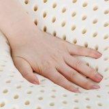 Fabricant 100% Talalay Side Side Sleeper High Loft Feel Latex Pillow, White