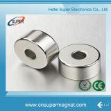 N52 D35мм x 10мм отверстие 6 мм кольцевым магнитом диск Редкоземельные неодимовые магниты