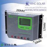 Neuer Batterie-Sonnenkollektor-Ladung-Controller 50A mit USB