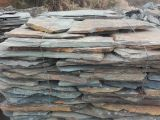 Pavers ao ar livre da passagem do Flagstone oxidados