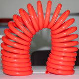 Manguera neumática del aire de la espiral de la PU (8 * 5 6M)