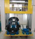 Máquina estacando do calor para disposições da luz da cauda do diodo emissor de luz