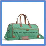 Bolso de mano impermeable del recorrido de la lona de la alta calidad, bolso práctico del equipaje del totalizador para el viaje