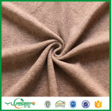 Alto estándar 100% Poliéster por mayor de tejido de lana