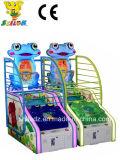 Venda a quente! ! ! 2017 Nova chegada Coin-Oerated Frog Basketbal máquina de jogos de diversão grande venda Frog-N-jogos de bola Arcade Mini Basquetebol Máquina Arcade Battle Ball