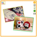 Cartes de jeu personnalisées de papier/cartes de tisonnier