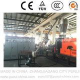De dubbele Machine van de Extruder van het Stadium voor HDPE het Pelletiseren van Vlokken (zhangjiagang)