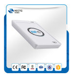 (ACR122U) vinculadas con el PC Contacto Smart Card Reader/Writer 13.56MHz lector NFC