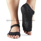 Calzini di yoga del neoprene di slittamento del pavimento dell'interno di sport di Dancing della fabbrica anti