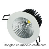 3 pouces 18W Dimmable encastré COB LED Down Lights