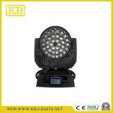 LEDの照明36PCS10W移動ヘッド洗浄