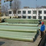 Tubo di Treament dell'acqua della vetroresina o delle acque di rifiuto