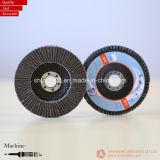 Fábrica directamente 100 mm * 27 * 16 mm de carburo de silicio de fibra de vidrio para discos de pulido a la amoladora de ángulo bajo precio P40-P220