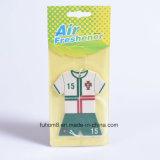 Camiseta promocional y perfume de Jersey Perfume de papel de aire
