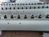 Máquina caliente decorativa de la carpintería de Lamintaing del pegamento del escritorio o del vector