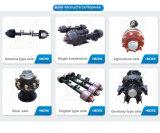 Hete Producten in RE het Midden-Oosten voor de Opschorting van de Lorrie van de Aanhangwagen 32t