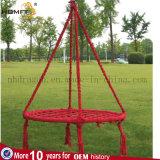 カラーロープのHademadeのハンモックの椅子