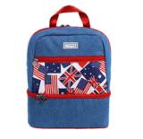 Les courroies de Double deux couches de gros sacs de portables pour voyager pour le camping