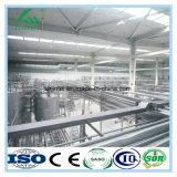 Qualitäts-komplette automatische H-Milch, die Produktions-Pflanzenzeile aufbereitet