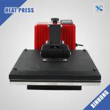 máquina de la prensa de la camiseta de la cubierta del manual de los 40X50cm
