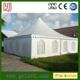 Tente en aluminium ignifuge imperméable à l'eau de pagoda pour le service médical extérieur