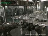 Linha de enchimento automático de água mineral / 3 em 1 fábrica de engarrafamento monobloco
