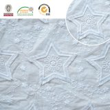 Sueño 185 de la estrella de la tela de algodón del bordado de la Caliente-Venta