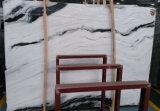 도와를 위한 판다 백색 대리석 석판 또는 싱크대 또는 허영 상단 또는 벽 도와 또는 실내 장식