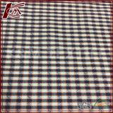 La soie molle de jacquard a mélangé le tissu mélangé de coton en soie de tissu