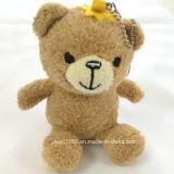 Pluche Gevulde Teddybeer Keychain