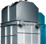 L'alluminato del silicone spolverizza il riscaldatore dedicato del solido dello scambiatore di calore