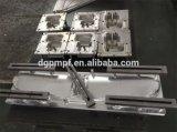 6061 7075 stampaggi ad iniezione di plastica lavorati CNC antiruggine della lega di alluminio per i prodotti della gomma piuma di EPP