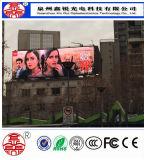 P8 exterior del módulo LED a todo color de la pantalla de visualización publicidad Junta