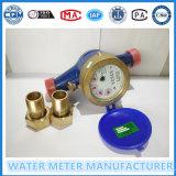 Compteurs d'eau Multi Jet avec couvercle de protection en plastique