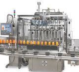 맥주를 위한 충전물 기계 유리병 세척 레테르를 붙이는 캡핑 기계