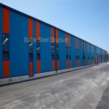 Edificio del almacén de la logística de la estructura de acero de Peb de surtidores profesionales