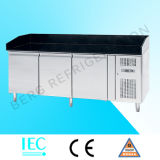 Contador Refrigerator-Sh2000/800 de la preparación del emparedado de 2 puertas