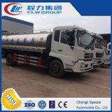 Veículo de transporte de leite fresco para venda
