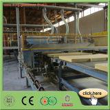Изготовление доски шерстей утеса волокна термоизоляции