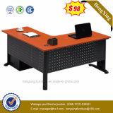1.6mのメラミンオフィス用家具L形の支配人室の机(HX-5118)