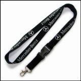 판매를 위한 디지털 길쌈되었거나 자카드 직물 수를 놓은 로고 주문 방아끈