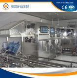 Zhangjiagang 5 galones máquina de relleno y que capsula de agua