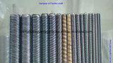 高炭素の鋼線の具体的なバイブレーター適用範囲が広いシャフト