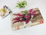 La impresión de la alfombrilla alfombrilla de franela Coral 4512s
