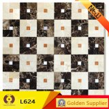 600X600 mm Hacer en China mármol compuesto del azulejo (L612)