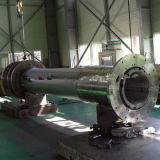 Bâti en acier -- Tube d'étambot 11mt