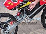 Bike грязи Ce Approved 60V 1200W супер электрический с прочным качеством