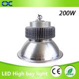 200W LED 반점 점화 채광 램프 높은 만 빛