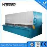 Machine en métal de formulaire de la Chine, machine de tonte de plaque hydraulique