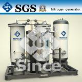 Equipamento no local da purificação do nitrogênio de Induatrial PSA